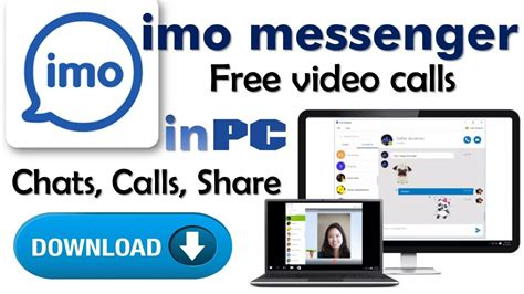 imo: How To Download & Install IMO Messenger on PC Without
