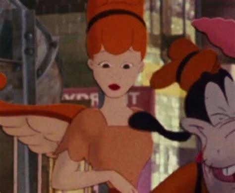 Who's the most beautiful animated female character in Who
