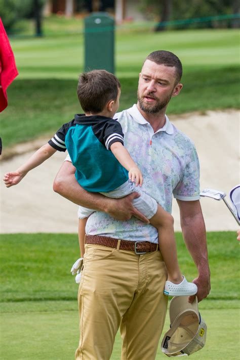 Justin Timberlake Says Son Silas Inspired His 'Man of the