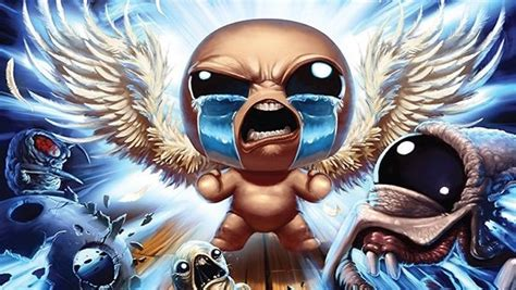 The Binding of Isaac Gets Yet Another Switch Physical