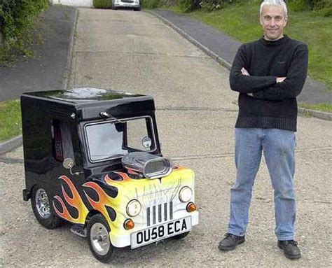 Street Legal Kiddy Cars: Perry Watkins Makes What is