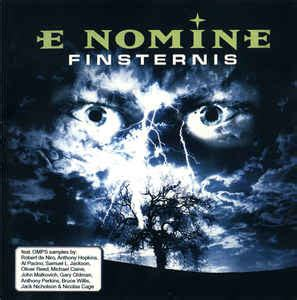 E Nomine - Finsternis (2003, CD) | Discogs