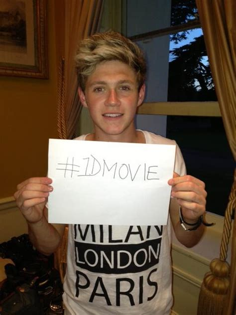 """Niall Horan on Twitter: """"4 days till our premiere! Can't"""