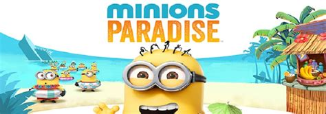 EA launch Minions Paradise on mobile – 4DGamers
