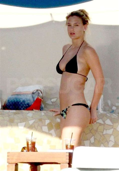 Pictures of Cindy Crawford and Bar Refaeli Together in