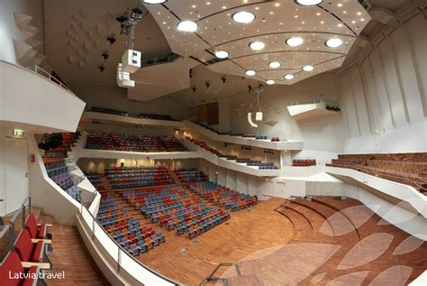 Great Amber Concert Hall | Latvia Travel