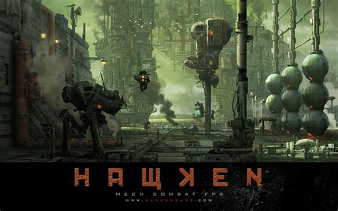Hawken Review and Download