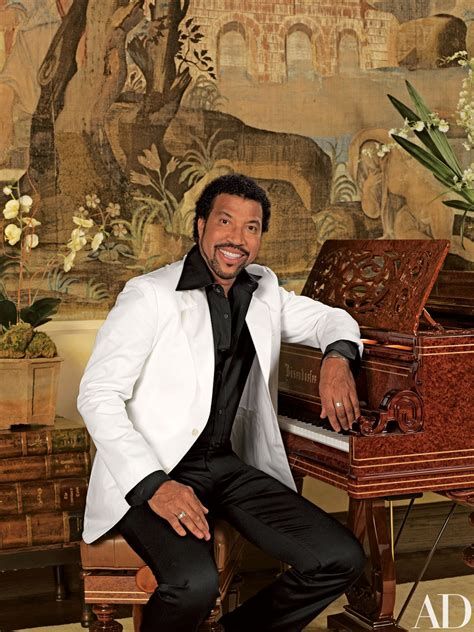 Tour Lionel Richie's House in Beverly Hills
