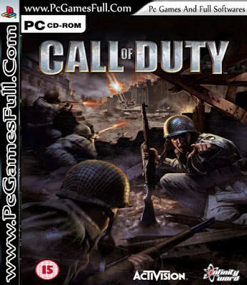 Call Of Duty 1 Highly Compressed Game Free Download Full