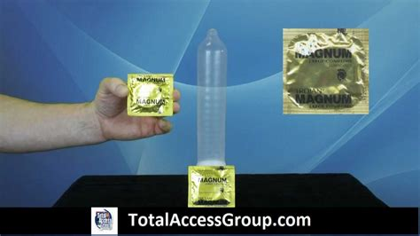 Trojan Magnum Condoms Review by Total Access Group - YouTube