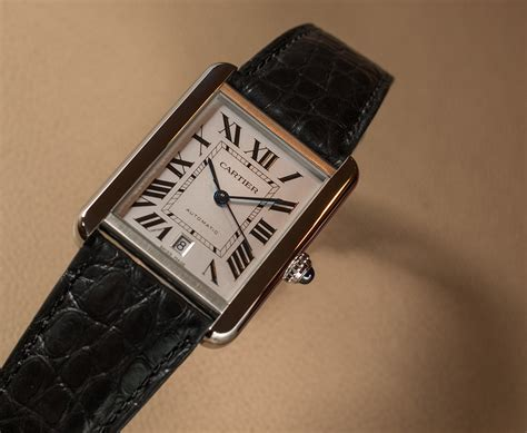 Cost Of Entry: Cartier Watches | aBlogtoWatch