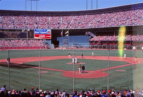 Candlestick Park - history, photos and more of the San