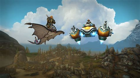World of Warcraft: Rise Of Azshara Update Opens Two New
