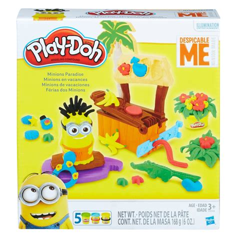 Buy the Play-Doh® Minions Paradise at Michaels