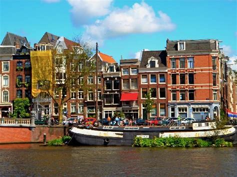 city canal - Picture of Amsterdam, North Holland Province