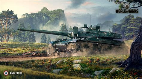 AMX 30B World of Tanks Wallpapers | HD Wallpapers | ID #15848
