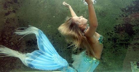 Mermaids DON'T exist, says US government agency after