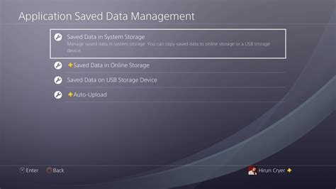 How to Backup Your Game Saves on PS4 - How to Upload Your
