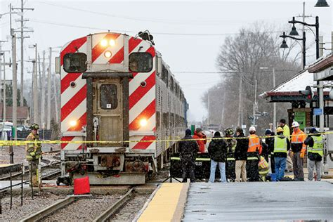 Metra Is Trying Something New to Curb Its Suicide Problem