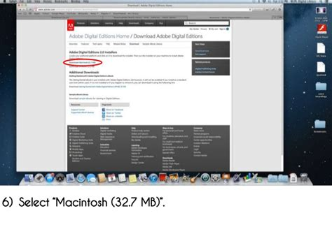 How to Download Adobe Digital Editions on a Mac