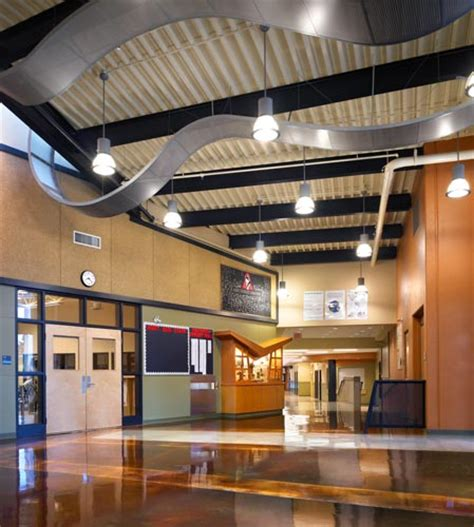 Abbotsford Middle School | CHP Architects