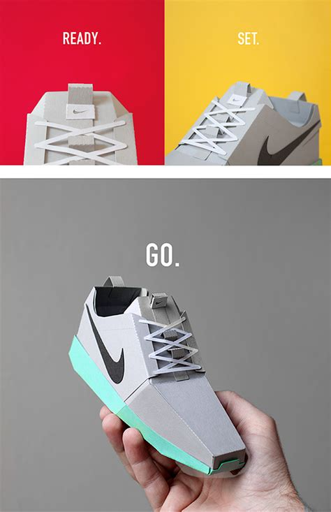 PAPER SNEAKERS on Behance