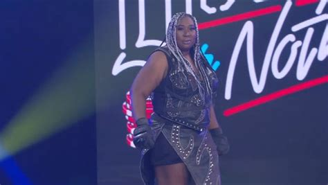Awesome Kong Makes Surprise Appearance At AEW Double Or