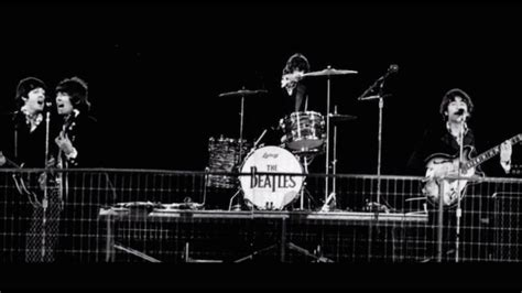 """The Beatles sing """"Day Tripper"""" live, last ticketed concert"""