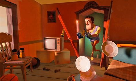 Hello Neighbor PC download free Archives - Torrents Games