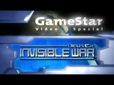 Lets Play Deus Ex Invisible War For The Xbox Classic Retro