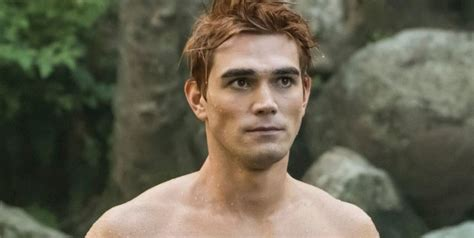 KJ Apa Says Archie Andrews is Going Shirtless More in the