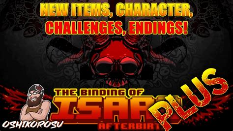 The Binding of Isaac: AFTERBIRTH PLUS | NEW DLC, NEW ITEMS