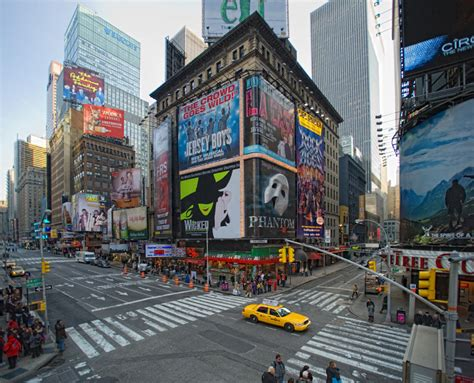 Times Square's Marriott EDITION Hotel Breaks Ground, Will