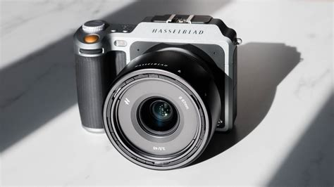 Hasselblad X1D Review - the perfect medium-format camera