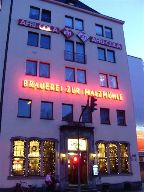 The best beer places in Koln, Köln (Cologne), Germany for