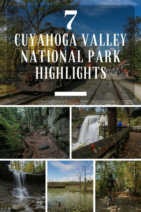 Attractions In Cuyahoga Valley National Park, Ohio: 7 Best