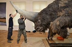 Giant Bears, historic and ancient Over 12 feet tall