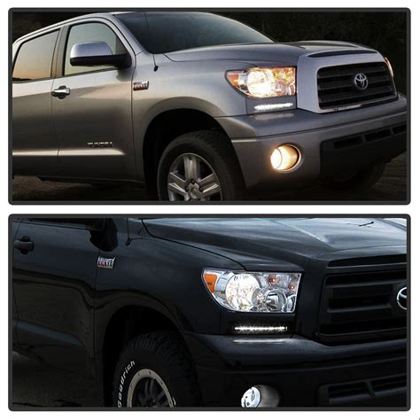 2007-2013 Toyota Tundra / Sequoia Front Bumper Built-In