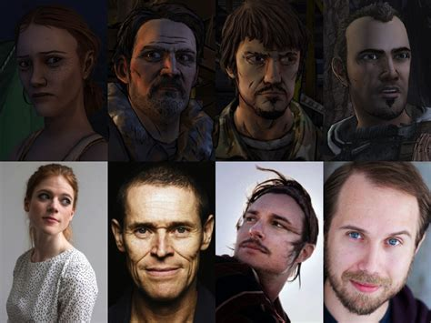 """Me, Next the Fancast of TellTale Games """"The Walking"""