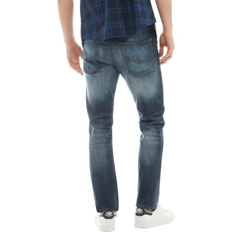 Buy JACK AND JONES Mens Clark Original 255 Regular Fit
