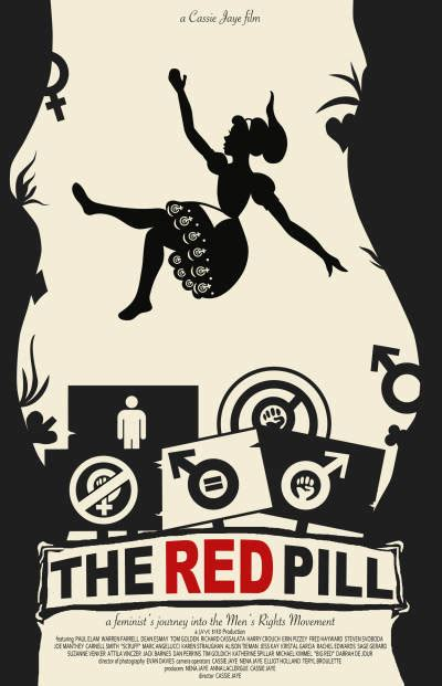 The Red Pill (2016)   GoldPoster