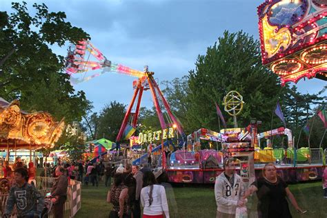 Get carnival, food, fun at Fruitport's Old-Fashioned Days
