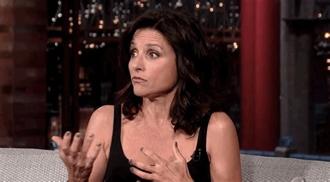The Bizarre Reason Why Julia Louis-Dreyfus Has Been Banned