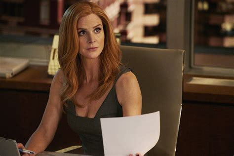 Donna Paulsen of 'Suits' is one of TV's most powerful