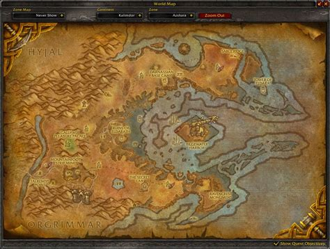 Is this where Nazjatar used to be before it sank? : wow