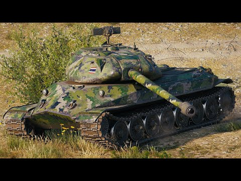 Object 260 and T-55A Wallpapers   For the Record