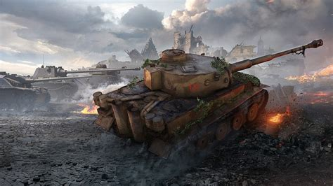 World Of Tanks Tiger I 131 Boosting Service Wn8 Winrate Moes