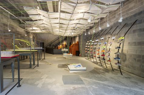 Nike's Shanghai Concept Store is Made With 50,000 Old CDs
