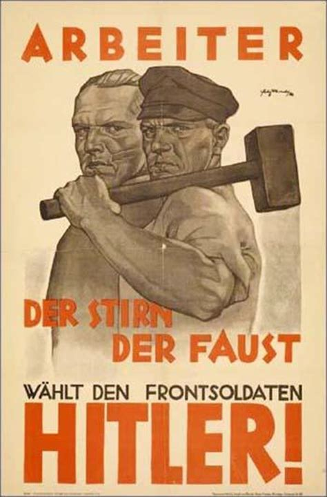Classroom Activity on Trade Unions in Nazi Germany
