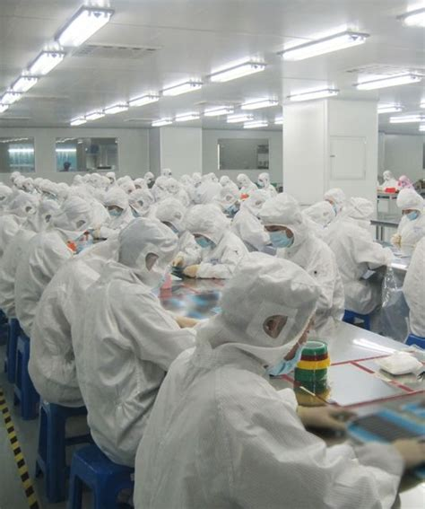 New Class ISO 7 Cleanroom at Marian Shenzhen